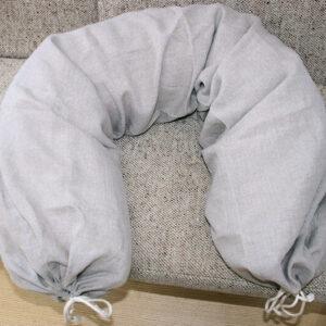 Ammepude fra Mudis i helt fantastisk kvalitet - også perfekt som rygstøtte i senge
