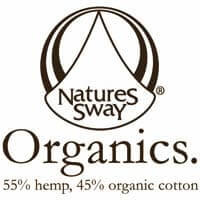 Nature Sway Organic logo