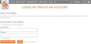 Her kan du registrere dit ERGO produkt direkte hos producenten