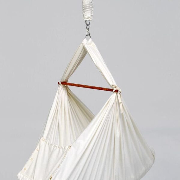 fjedervugge fra Natures Sway - den originale