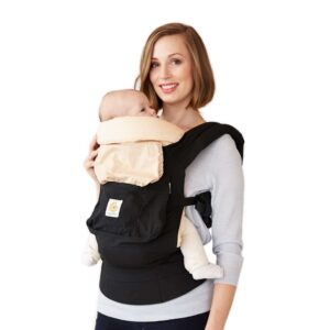 Ergobaby Bundle 360 Black_Camel bundle of joy sneglehuset 2
