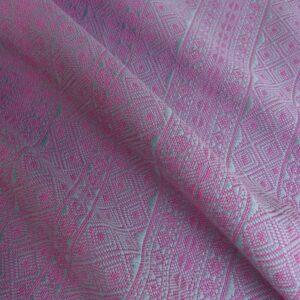 Didymos vikle Prima platin pink