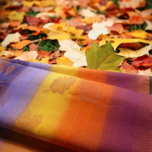 Didymos vikle Autumn Leaves