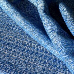 Kornblå vikle fra Didymos i Prima mønsterª
