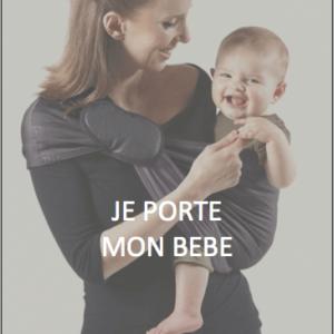Love Radius Je Porte Mon Bebe