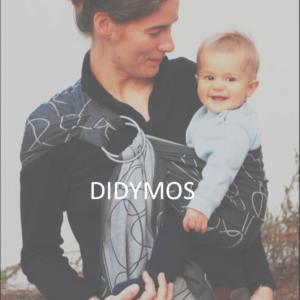 Didymos - viklen m. 3 års garanti!