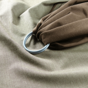 Didymos ringslynge doubleface mocca wolle