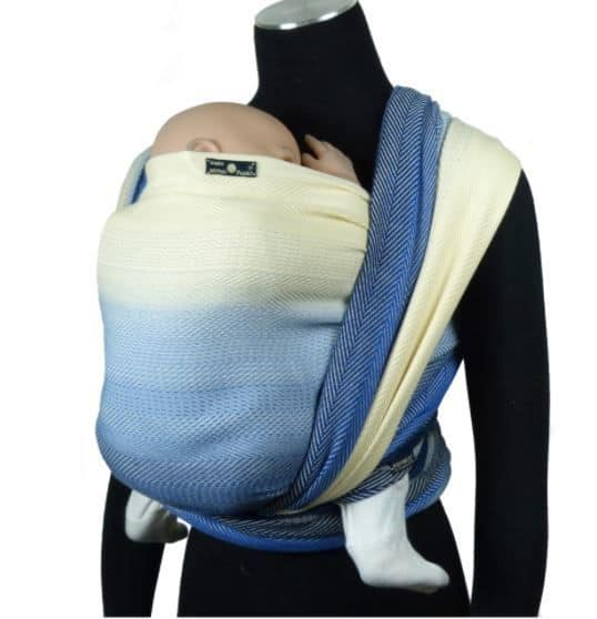 Didymos fastvikle Lisca Arctic Wolle
