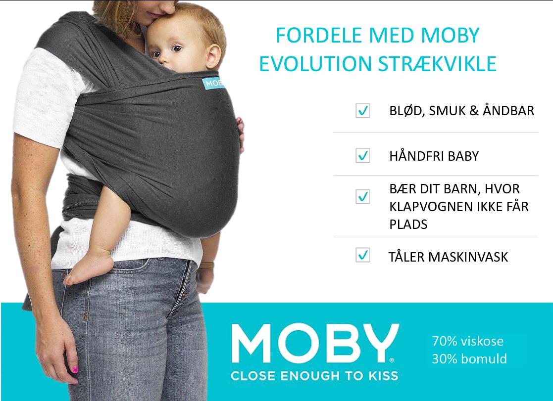 Moby Evolution strækvikle