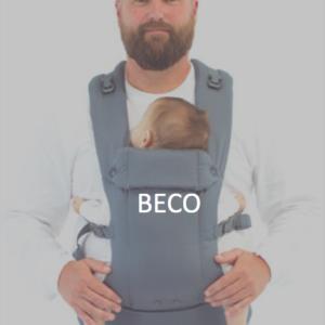 BECO Ergonomisk bæresele