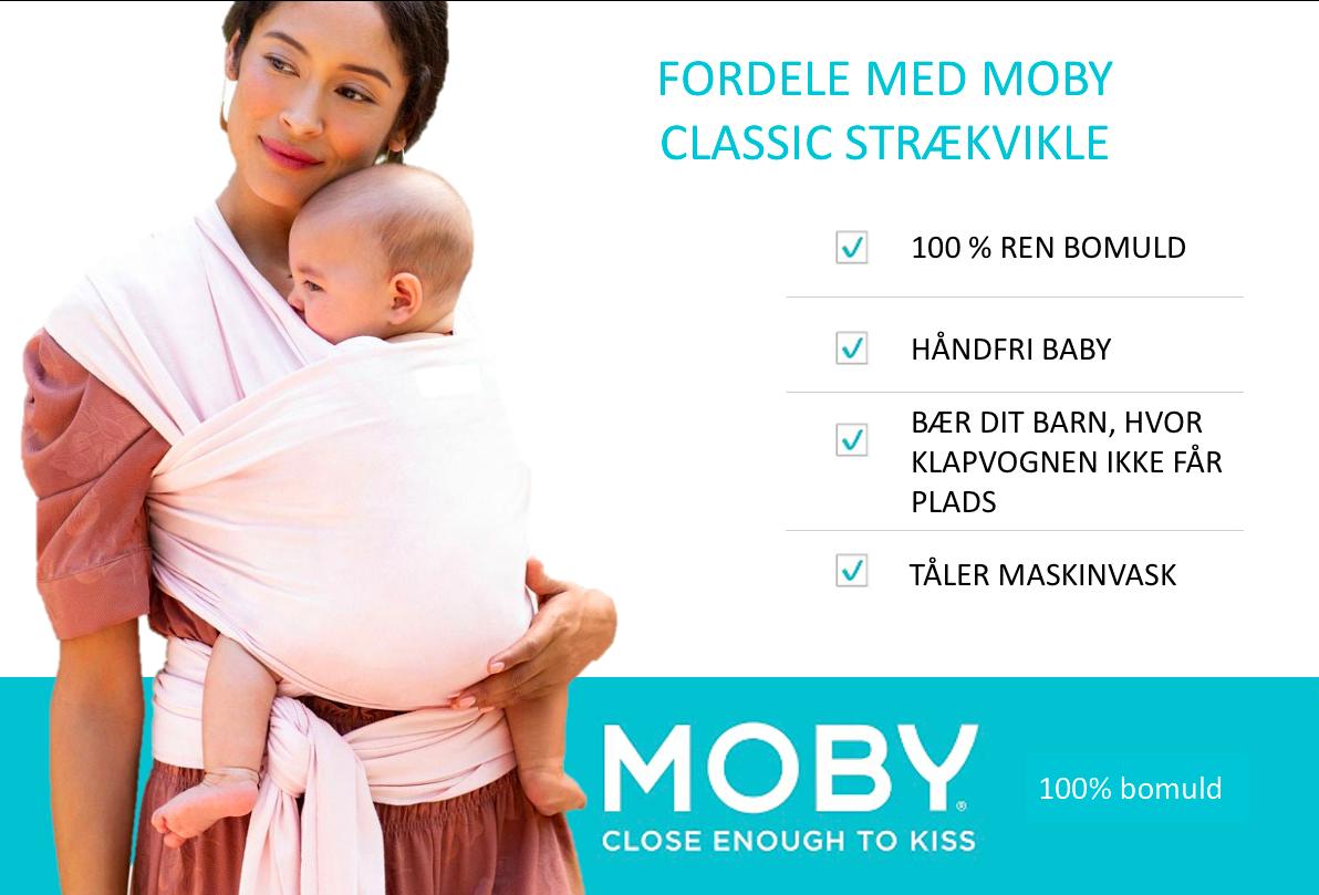 Moby Classic strækvikle