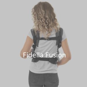 Fidella Fusion fullbuckle bæresele
